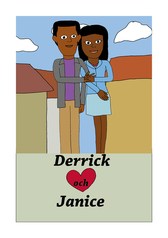 Derrick och Janice