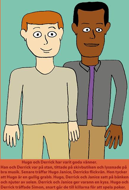 Hugo och Derrick