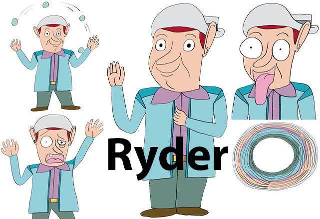 Sid3 Ryder