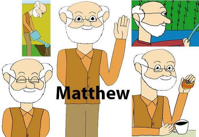 Sid9 Matthew