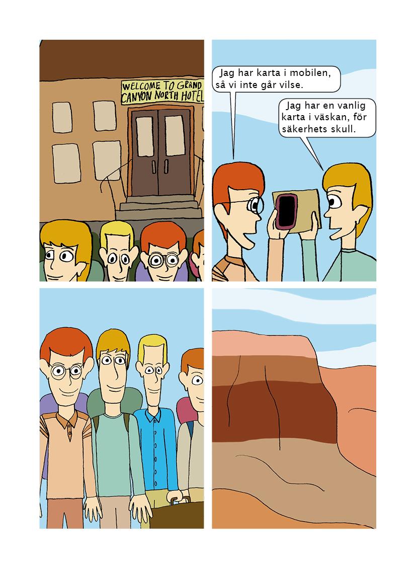 Äventyr i Grand Canyon 12